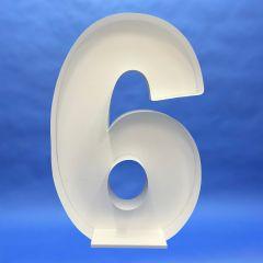 Okvir za balone številka 6