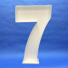 Okvir za balone številka 7