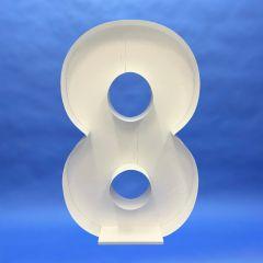 Okvir za balone številka 8